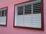 Side windows open
